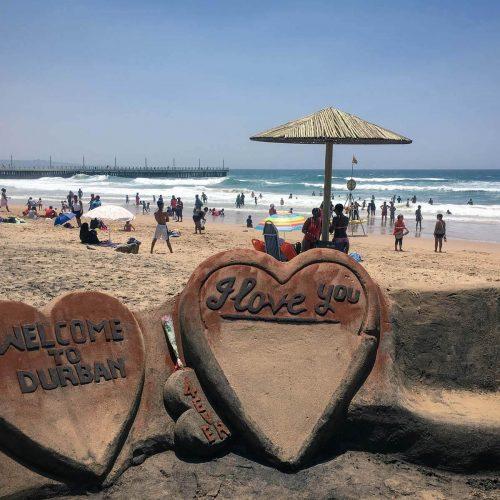 Visiting Durban
