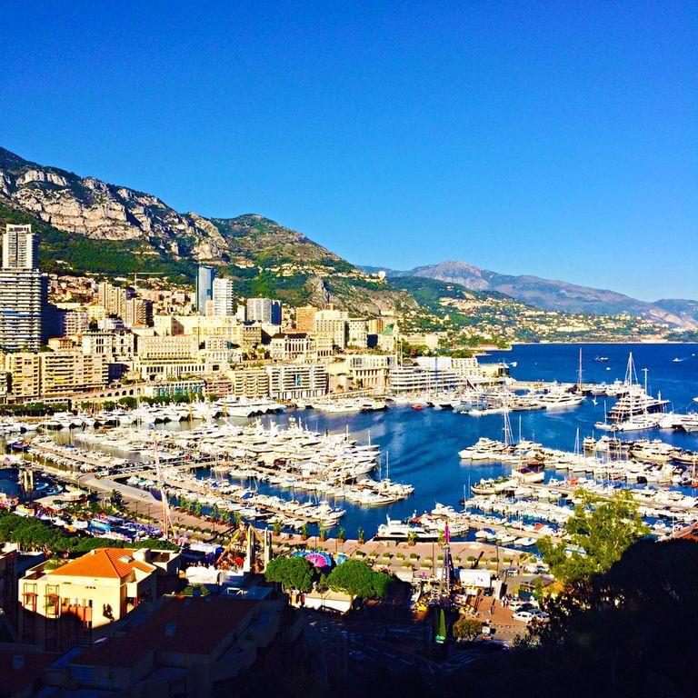 Exploring Monaco In Style