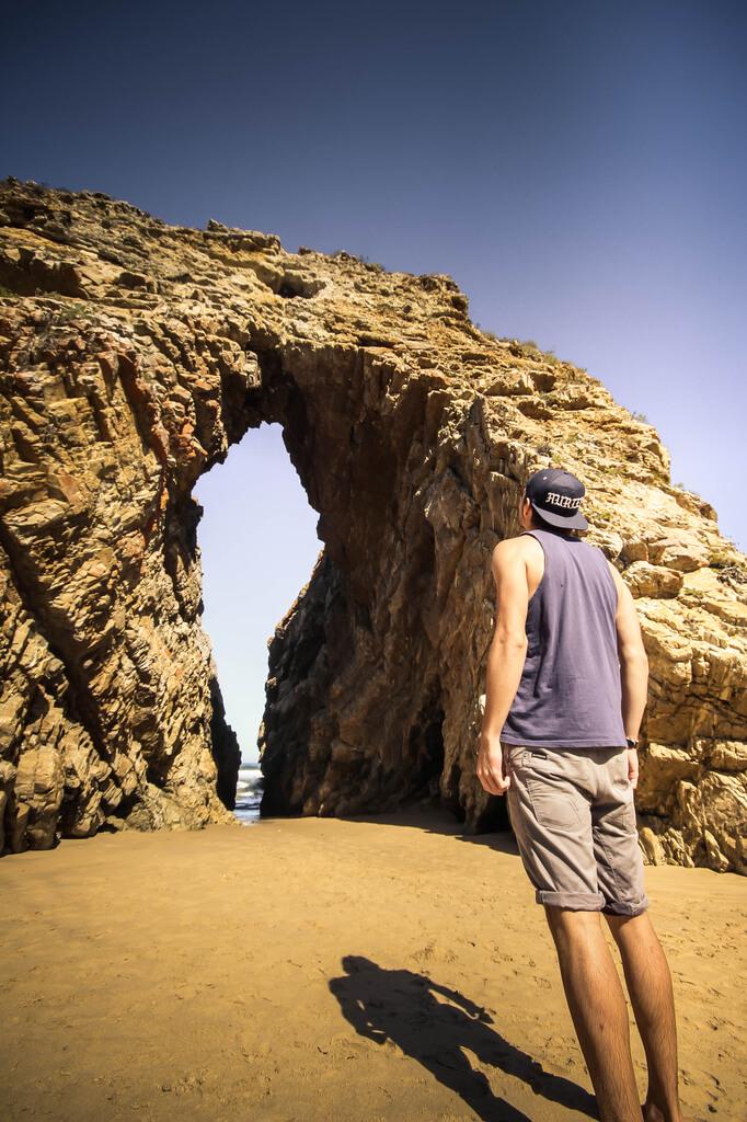 Arch Rock - Keurbooms
