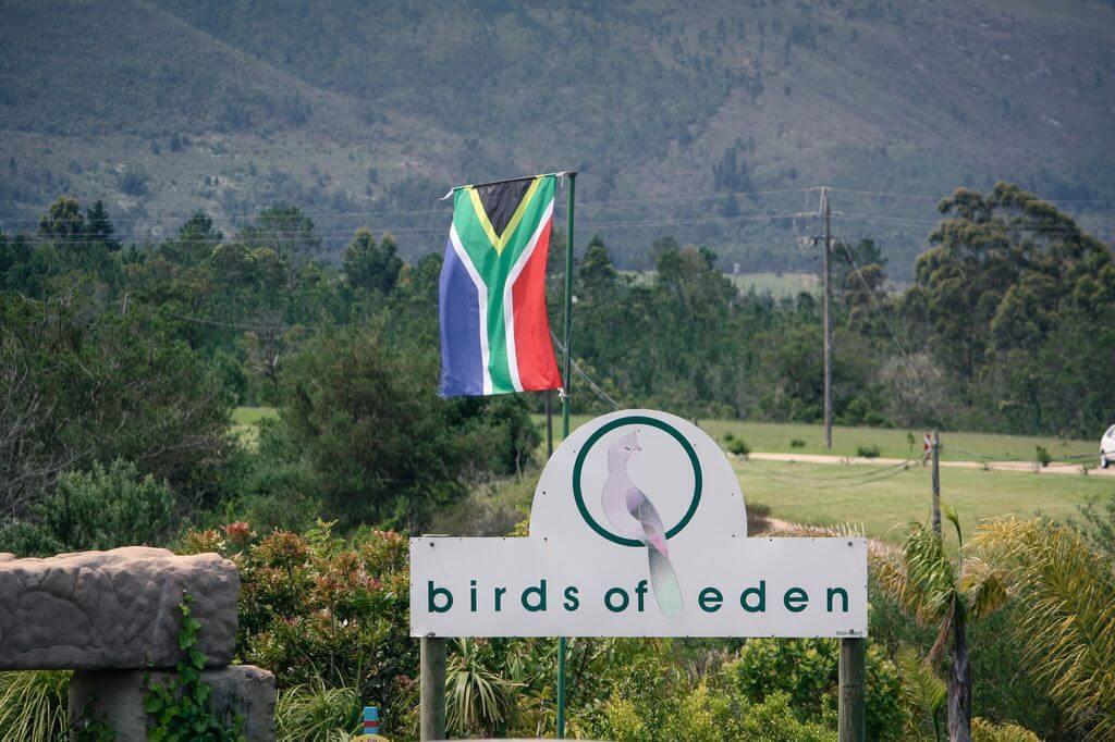 Birds Of Eden, Plettenberg Bay