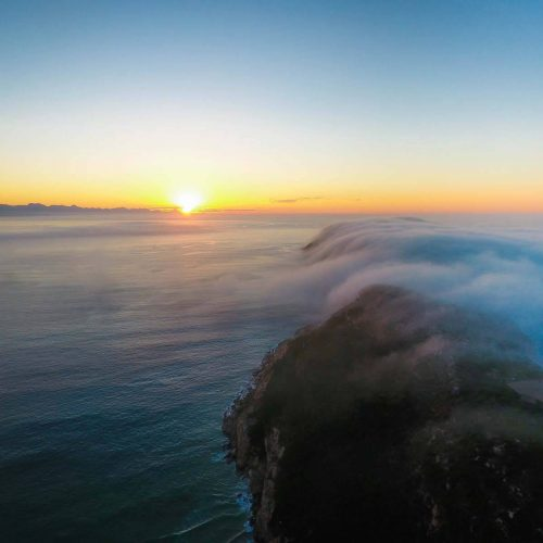Robberg Nature Reserve Sunrise