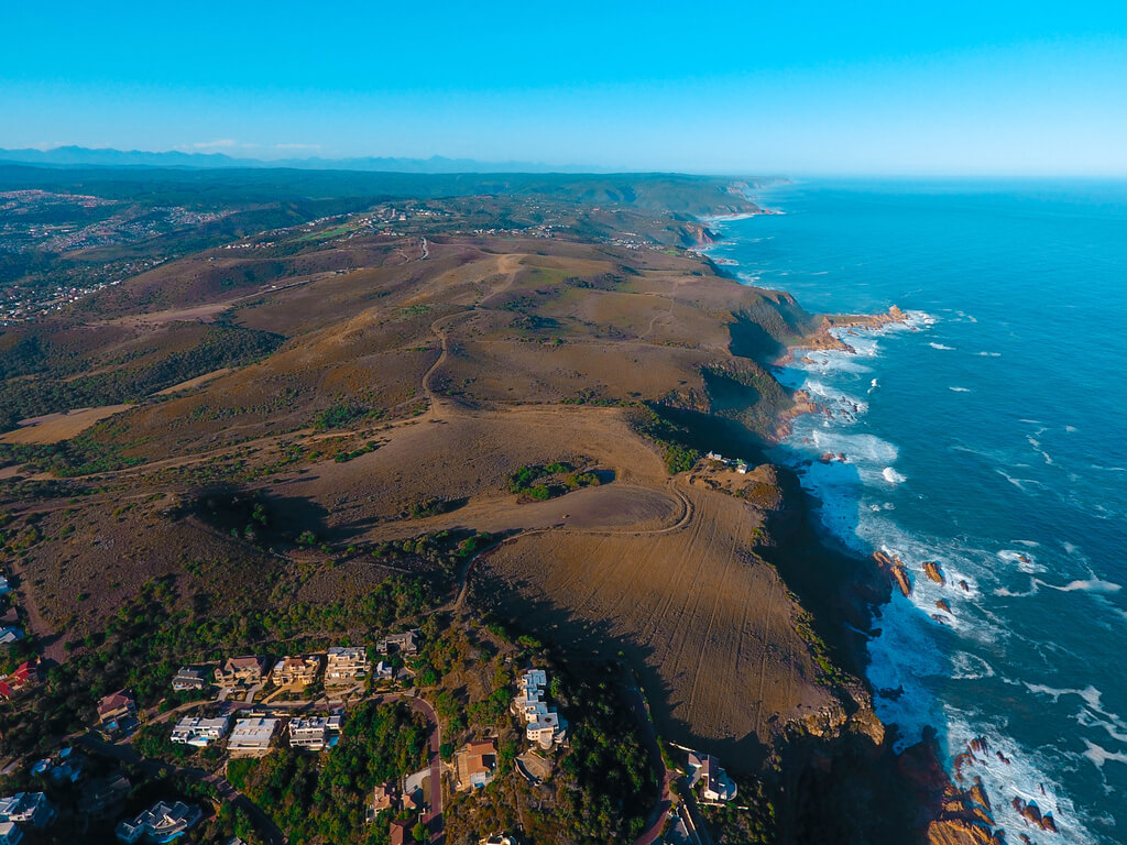 Coney Glen - Knysna - Beach