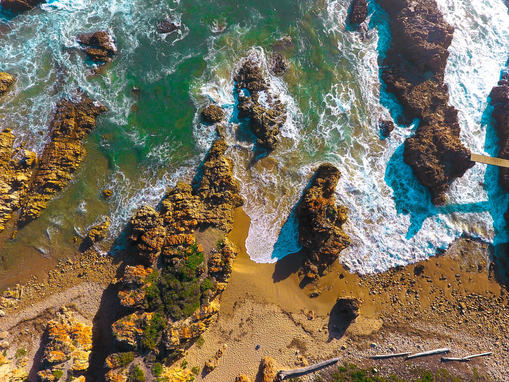 Coney Glen - Knysna - Beach