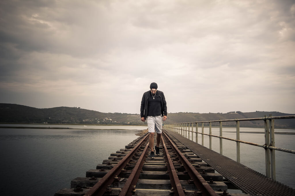 Train Tracks In Knysna