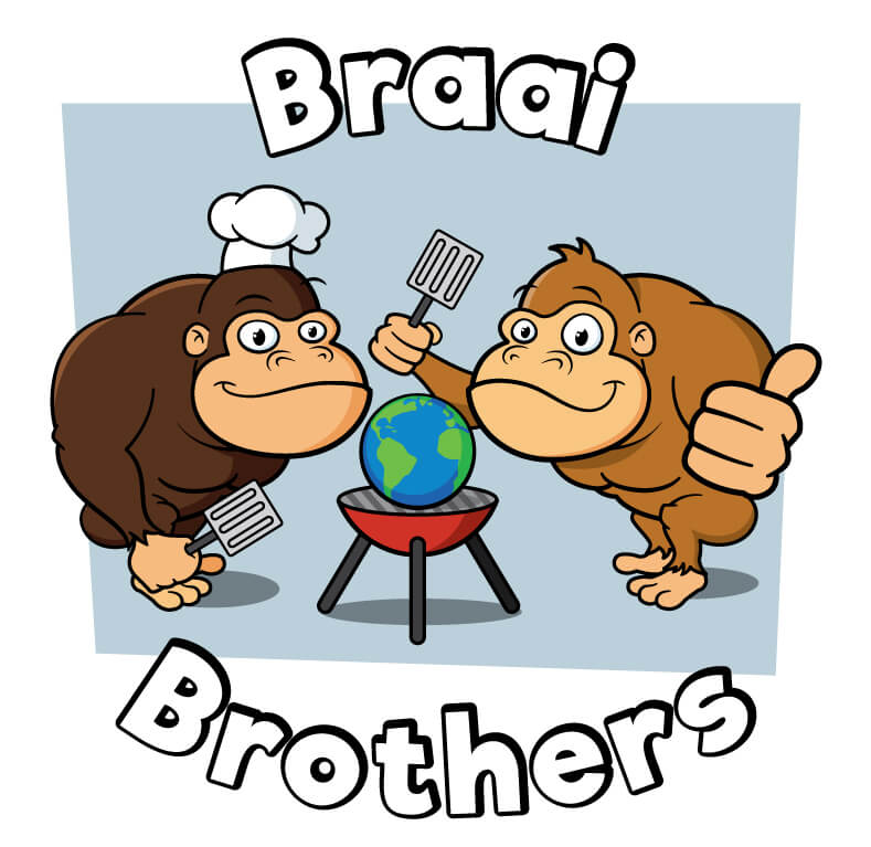 Braai Brothers New Logo