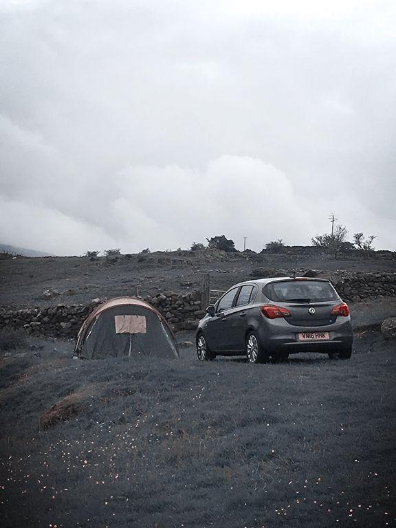 Camping In Llanberis
