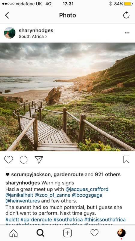 Instagram For Travel