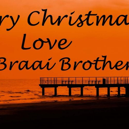 Merry Christmas Braai Brothers