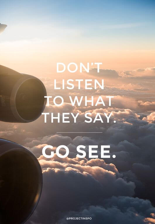 Motivational Travel Quotes
