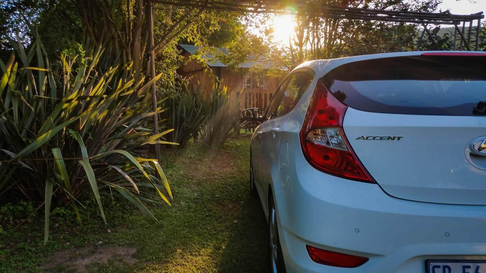 Thank You Avis – Hyundai Accent