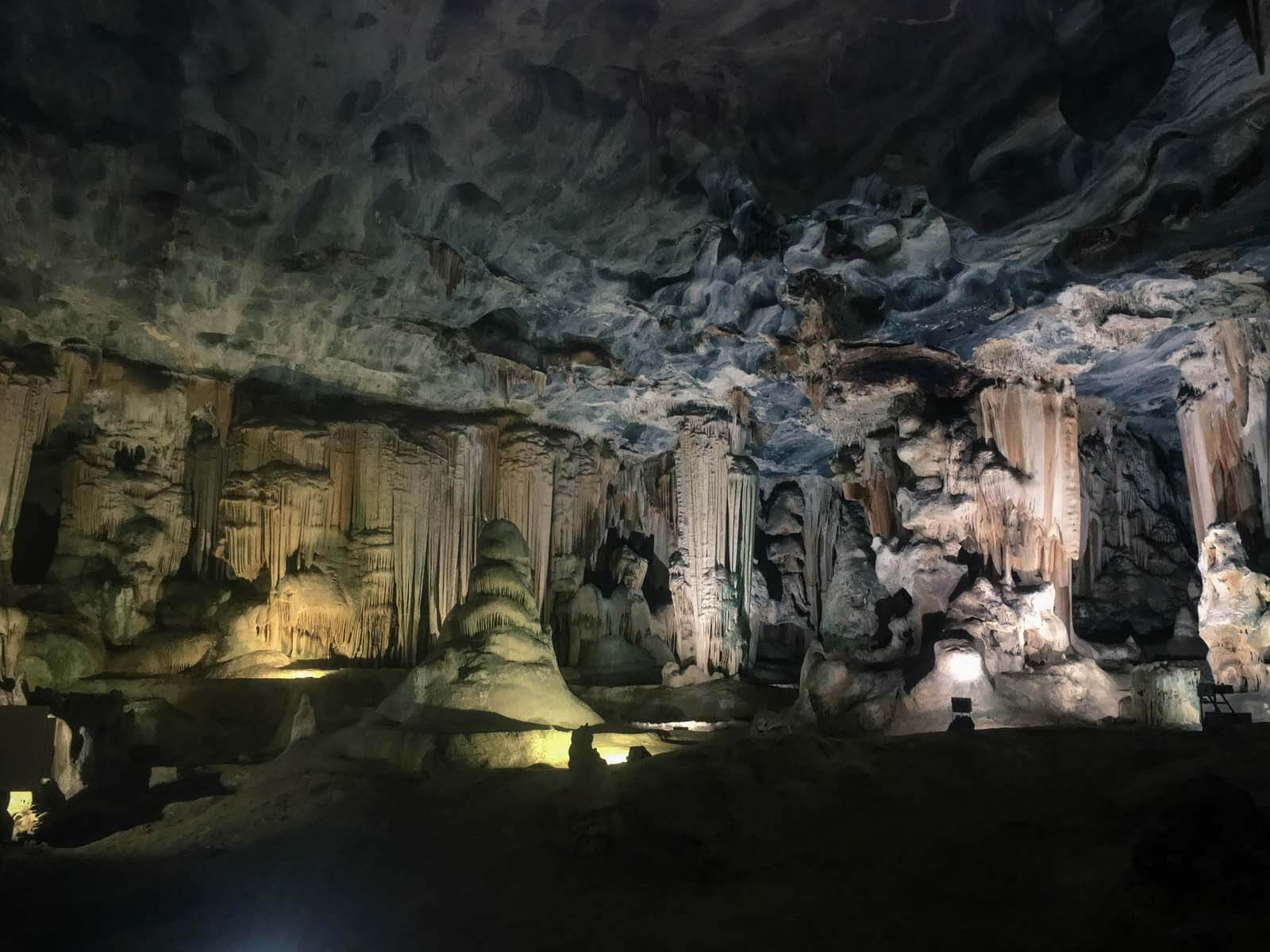 Exploring The Cango Caves In Oudtshoorn