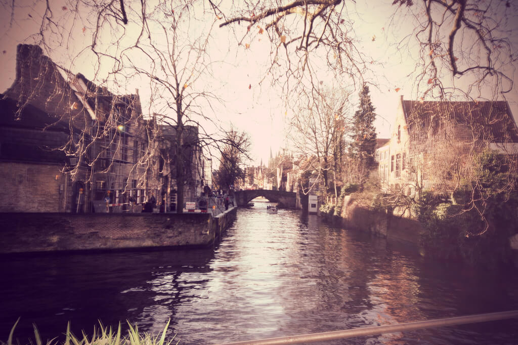 Bruges - For Belgian Choccies