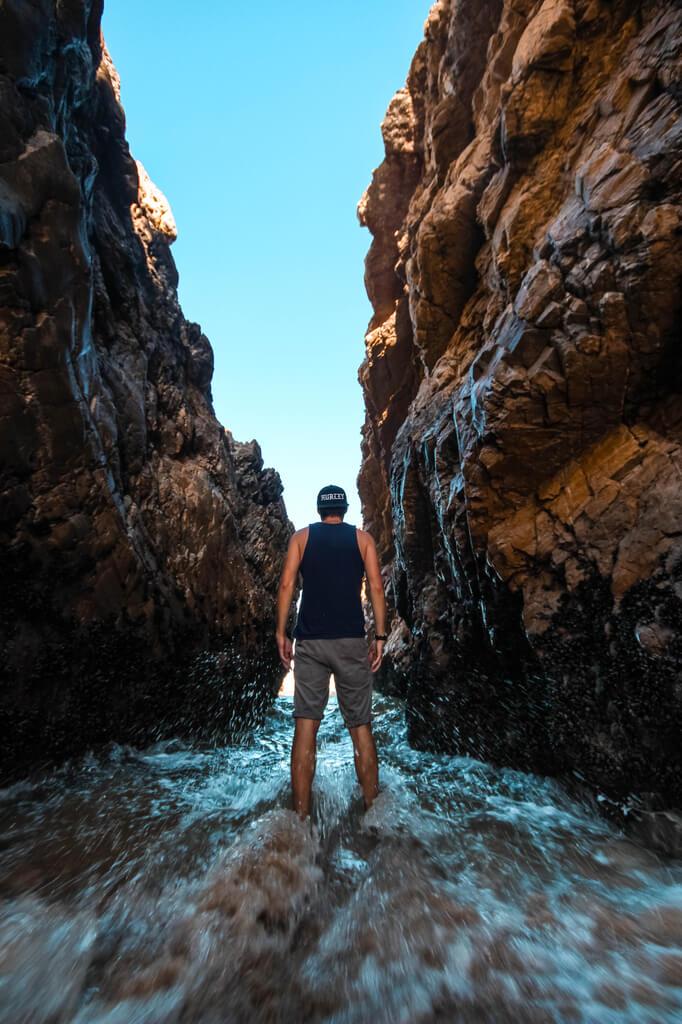 Keurboomstrand - Arch Rock
